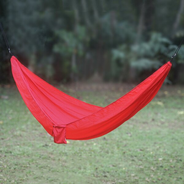 Uluwatu Nylon Camping Hammock by Novica
