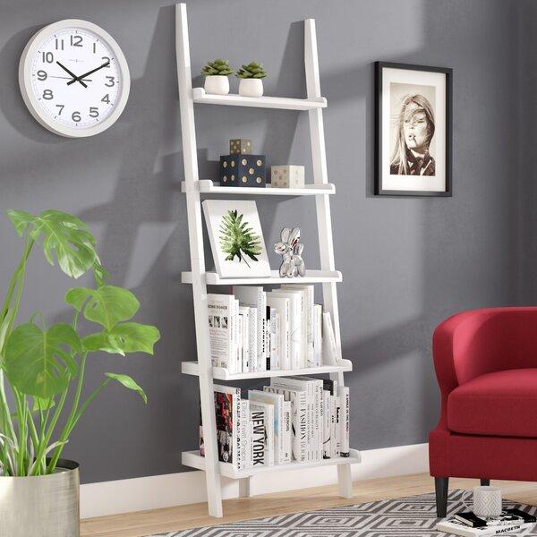 Gilliard Ladder Bookcase By Three Posts