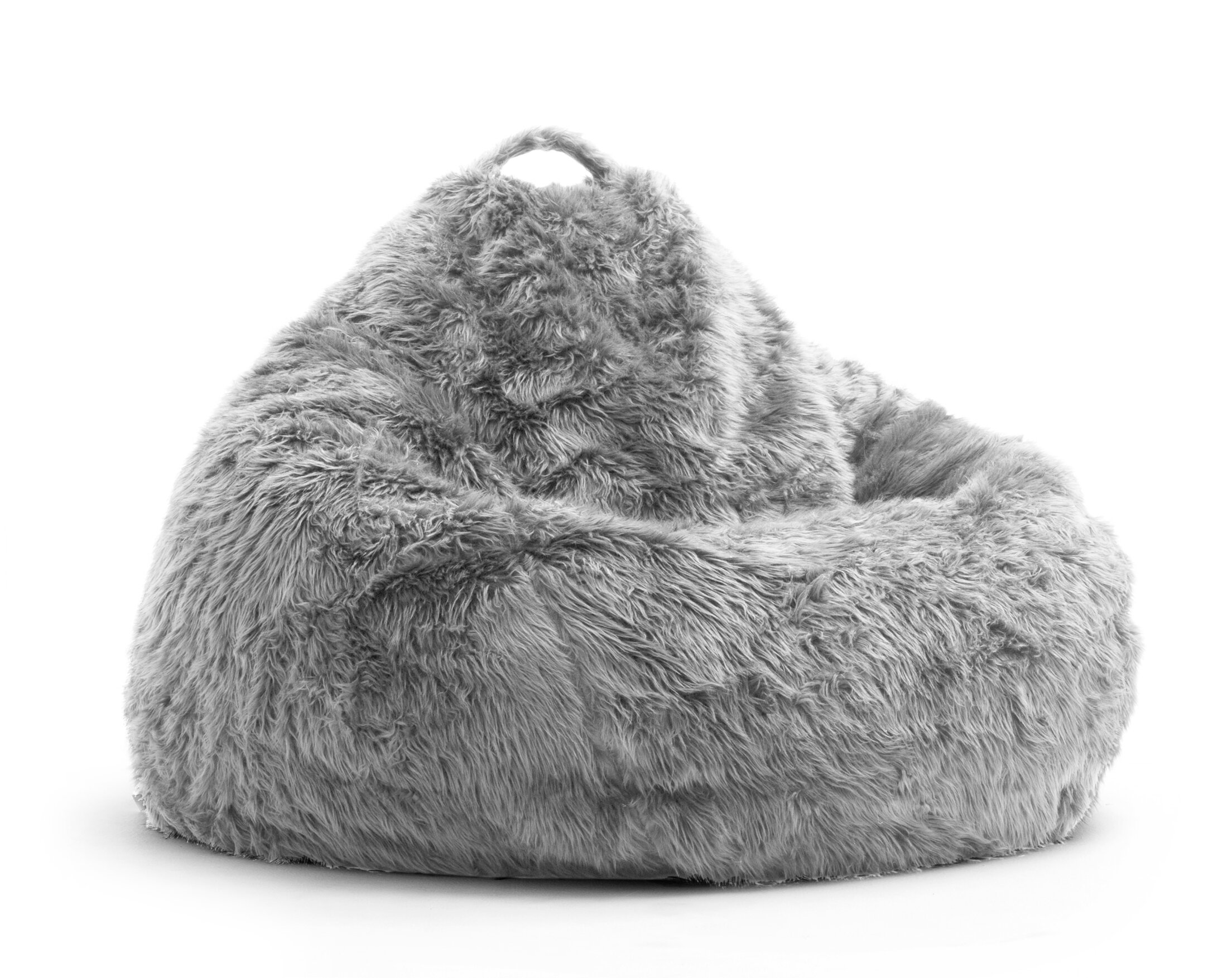 988fd7c0c6c7 Comfort Research Big Joe Teardrop Bean Bag Chair   Reviews