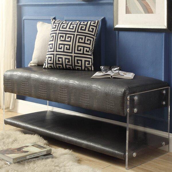 Serena Upholstered Storage Bench