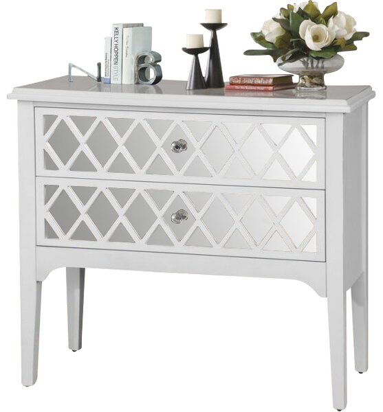 2 Drawer Wooden Accent Chest by Wildon Home Wildon Home®