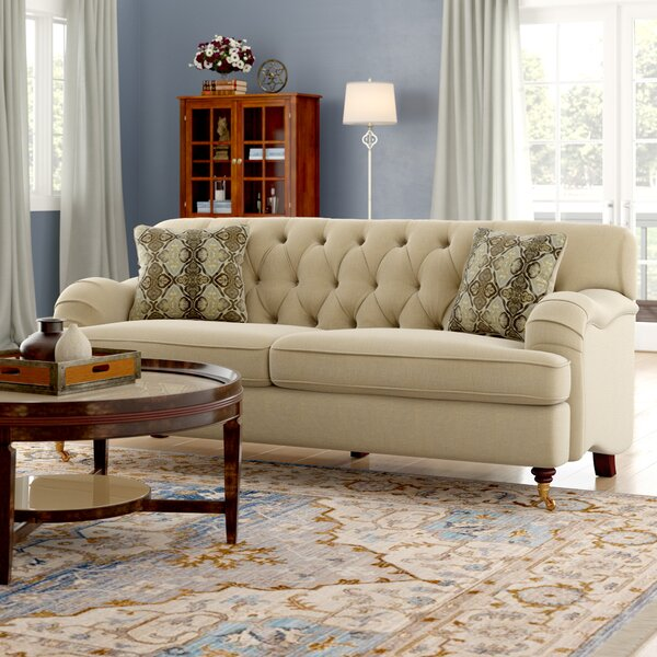 Broadway Sofa by Three Posts