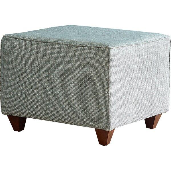 Beril Ottoman by AllModern Custom Upholstery
