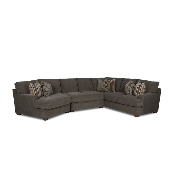 Darragh Right Hand Facing Sectional by Red Barrel Studio