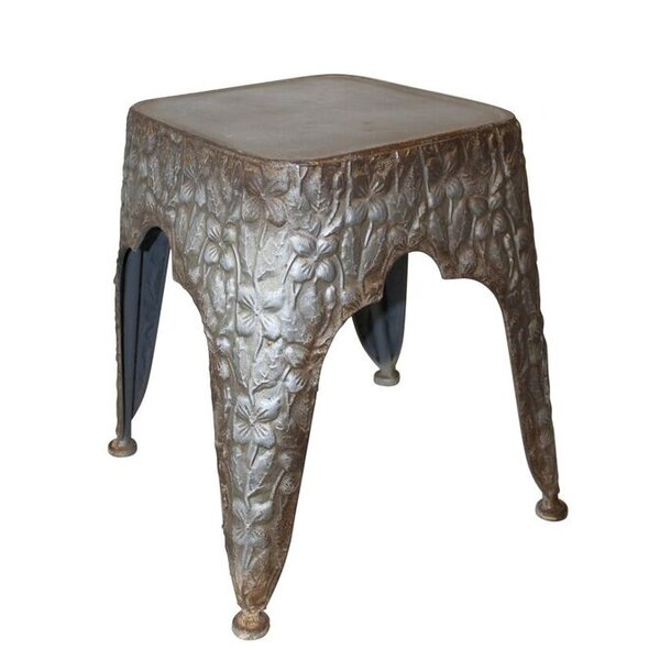 Rustic Stool- Pair (Set of 2) by White x White