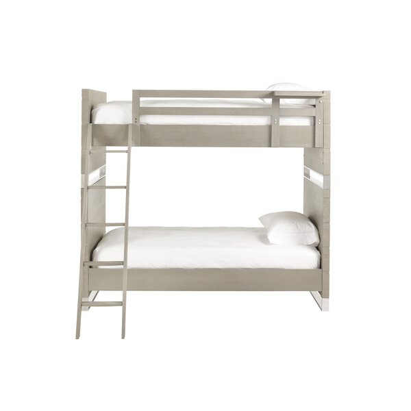Hazen Twin over Twin Bunk Bed by Greyleigh
