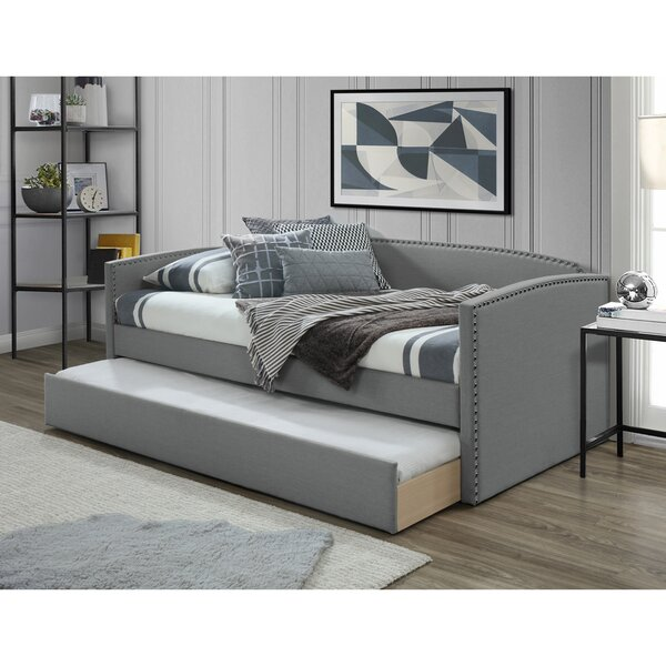 Wagnon New Jersey Twin Daybed With Trundle By Red Barrel Studio