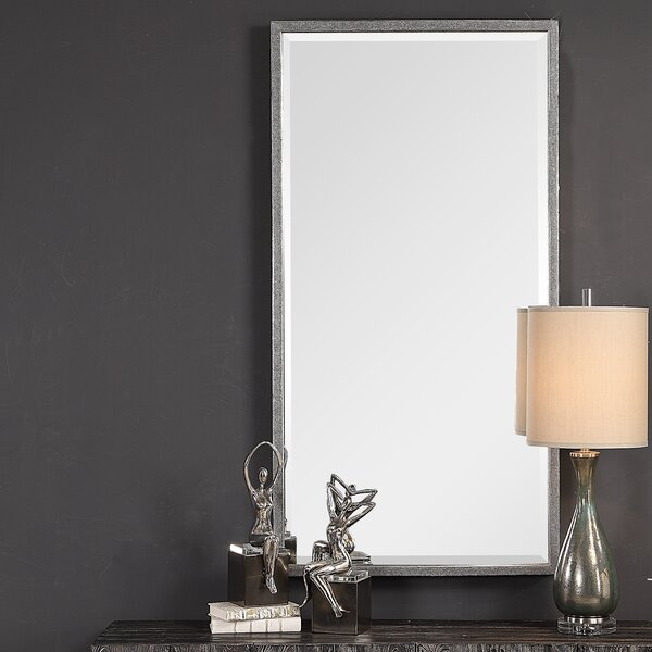 Lara Metallic Full Length Mirror by Mercer41