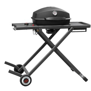 Pantera 1-Burner Portable Propane Gas Grill