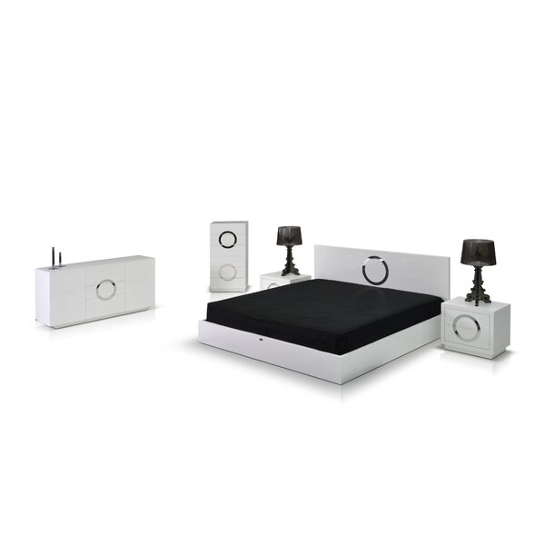 Eisner Platform Configurable Bedroom Set by Orren Ellis