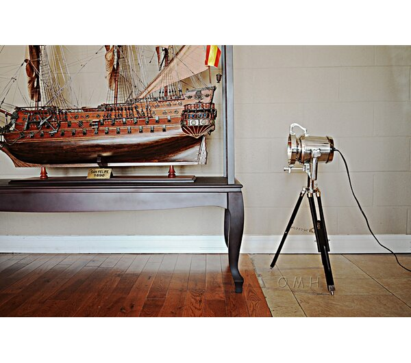 29 Tripod Floor Lamp by Old Modern Handicrafts