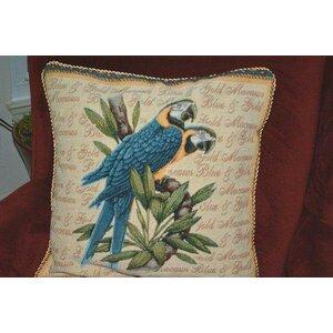 Villas Decorative Throw Pillow Cover
