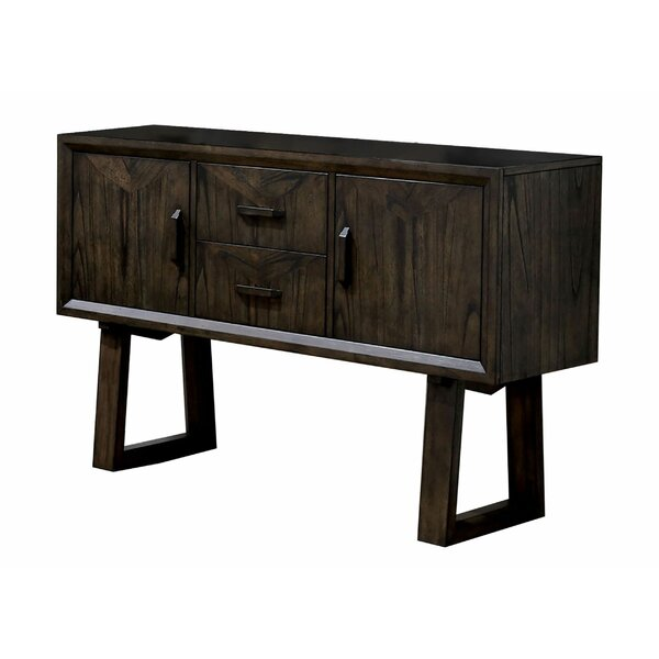 Elmsford Wooden Buffet Table by Union Rustic Union Rustic