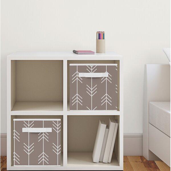 Adventure Fabric Storage Cube by Sweet Jojo Designs