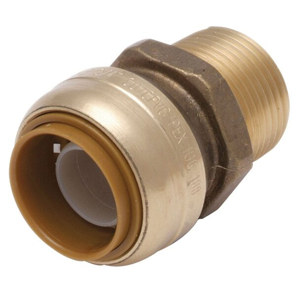 Acme 1.35 x 1.35 Bullnose Connector by Reliance Worldwide Cash