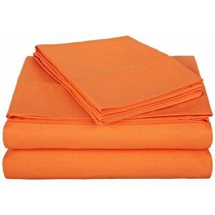 Burnt Orange Sheets | Wayfair