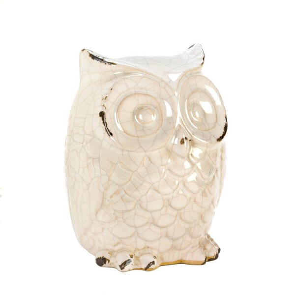 Wise Owl Decorative Figurine by August Grove