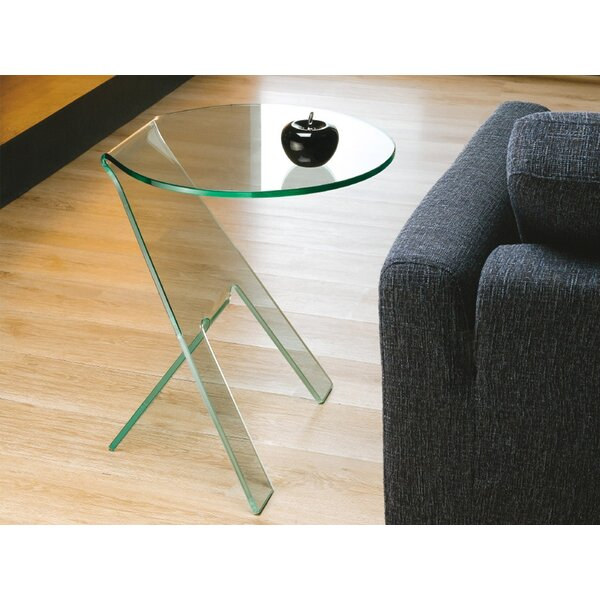 Gurley End Table by Orren Ellis