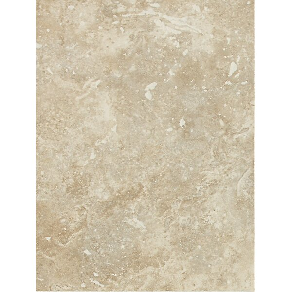 Cromwell 9 x 12 Ceramic Field Tile in White Rock by Itona Tile
