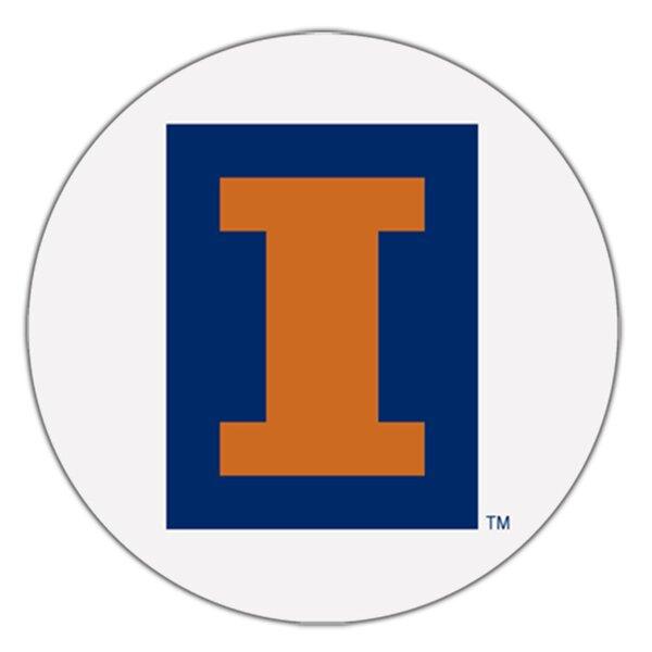 University of Illinois Collegiate Coaster (Set of 4) by Thirstystone