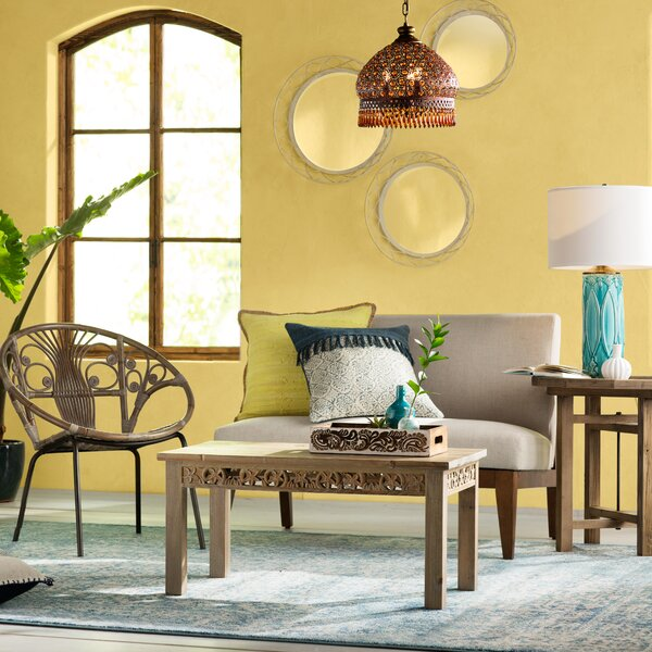 Amberly Coffee Table by Bungalow Rose