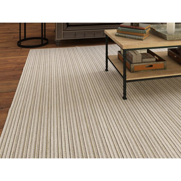 Napa Light Blue/Greyish Silver Indoor/Outdoor Area Rug by Trent Austin Design