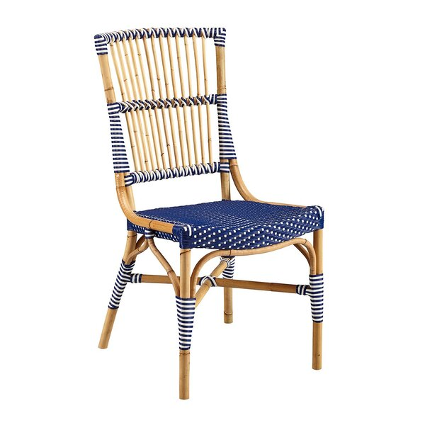 Colton Bistro Patio Dining Chair (Set of 2) by Highland Dunes Highland Dunes