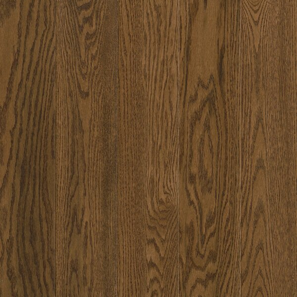 Prime Harvest 2-1/4 Solid Oak Hardwood Flooring in Forest Brown by Armstrong Flooring