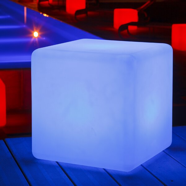Big Cube Accent Stool by Smart & Green