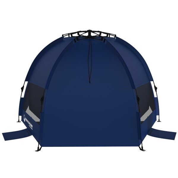 Pop Up Beach 4 Person Tent by wakeman