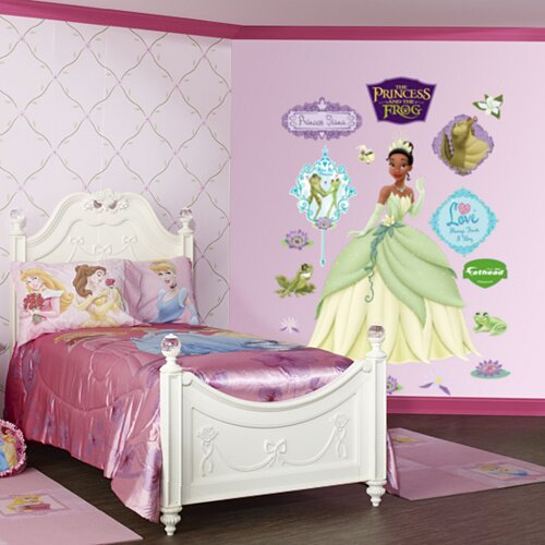 Disney Princess Tiana Wall Decal by Fathead