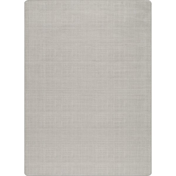 Broom Pale Pewter Area Rug by Wrought Studio