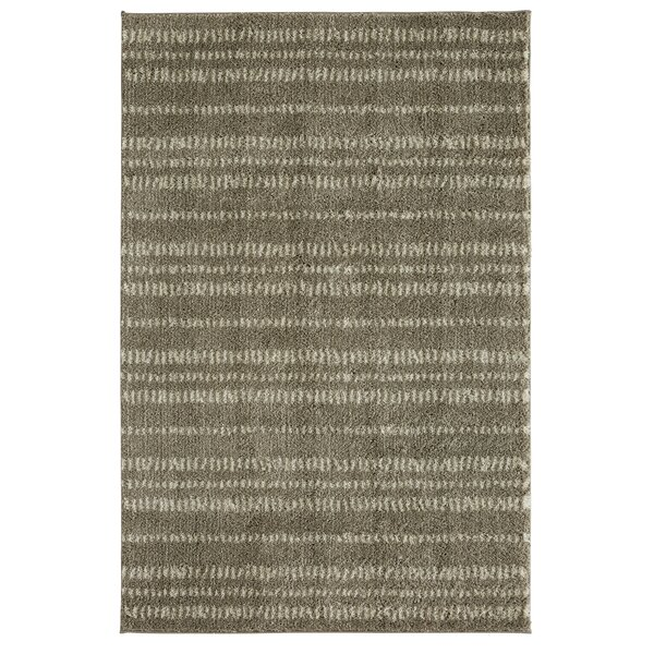 Mohawk Laguna Shodo Gray Area Rug by Under the Canopy