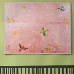 Gail Paule Marrot Feathers Artwork by Viv + Rae
