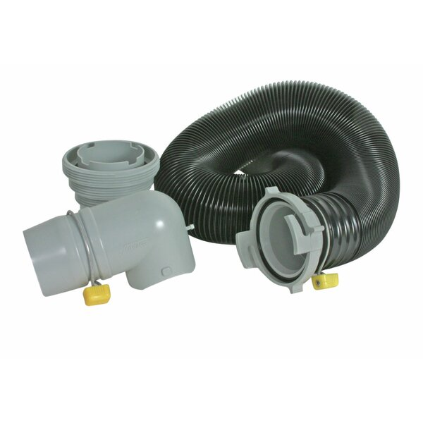Ready-To-Use Easy Slip RV Sewer Kit by Camco