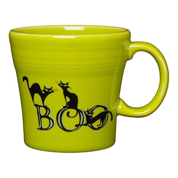 Trio of Boo Cats Coffee Mug by Fiesta