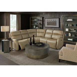 Aaron Reclining Sectional Bernhardt