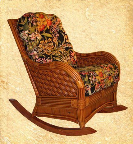 Homewood Rocking Chair by Bay Isle Home