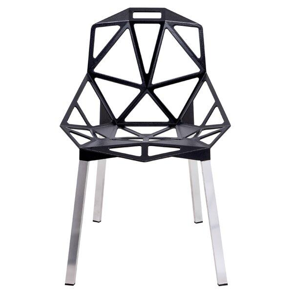 Dalton Modern Dining Chair (Set of 2) by LeisureMod