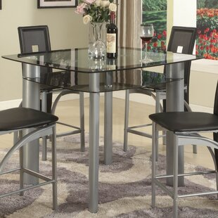 Purchase Metro Counter Height Dining Table By Global Trading Unlimited
