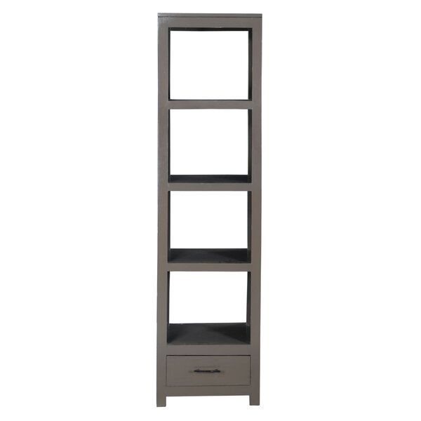 Patchoque Standard Bookcase by Latitude Run