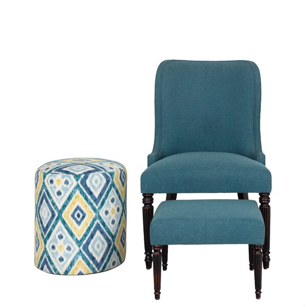 Addington Wingback Chair by Darby Home Co