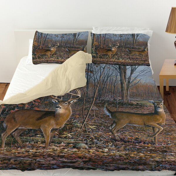 Lovers Lane Duvet Cover by Manual Woodworkers & Weavers