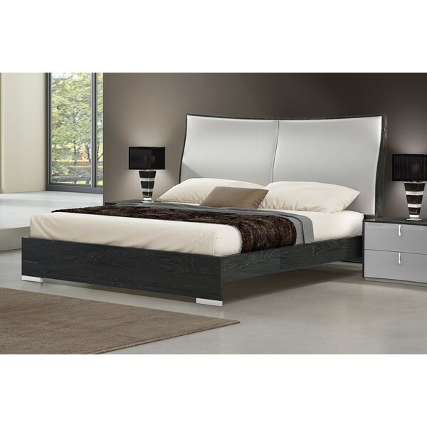 Trahan Upholstered Platform Bed by Orren Ellis