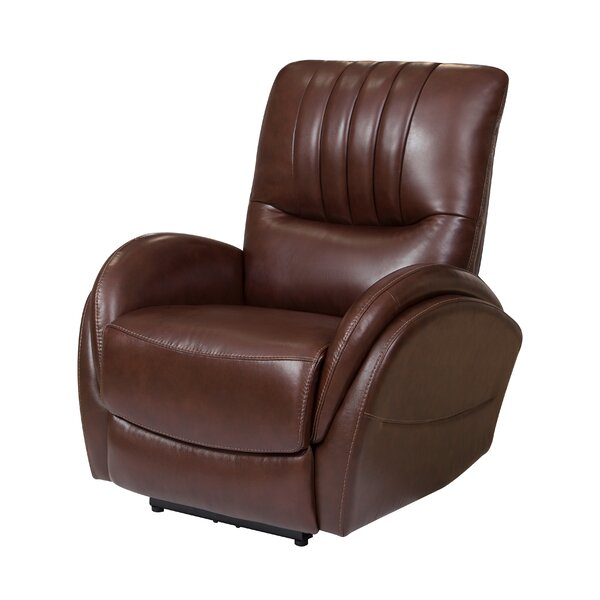 Wieland Leather Power Recliner W001556664