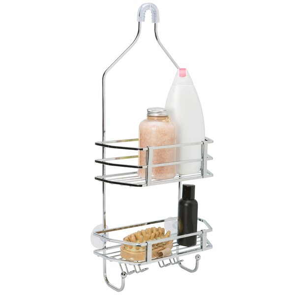 Gamero Shower Caddy by Rebrilliant