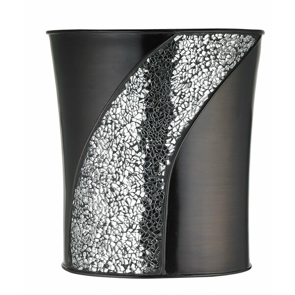 Royal Bath Bedazzled Bling Waste Basket by Ben and Jonah