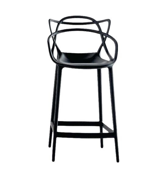 Masters Patio Bar Stool by Kartell