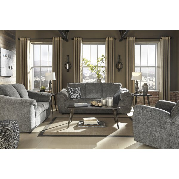 Best #1 Bridget Reclining Living Room Set By Winston Porter Read Reviews