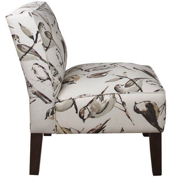 Garden Slipper Chair by Alcott Hill Alcott Hill®